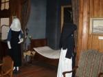 la chambre de la maîtresse