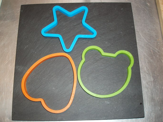 formes pour oeufs