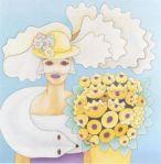 W. Aractingy 100 x 100 cm, Aout 1997