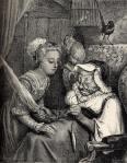 La Belle au Bois Dormant par Gustave Doré
