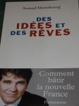 couverture du livre d'Arnaud Montebourg