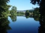 lac près d'Autun