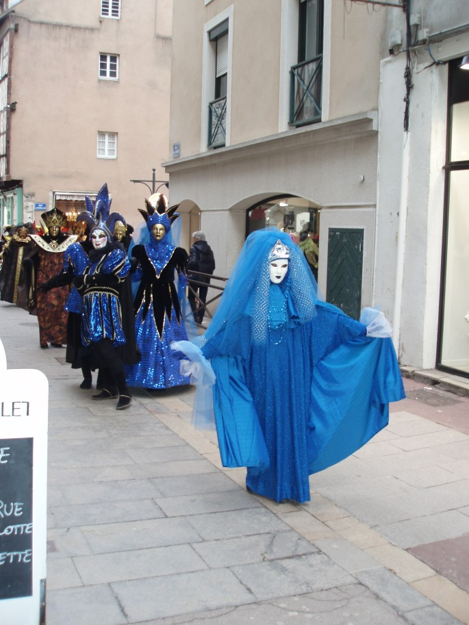 carnaval 2010 Chalon /s/Saône