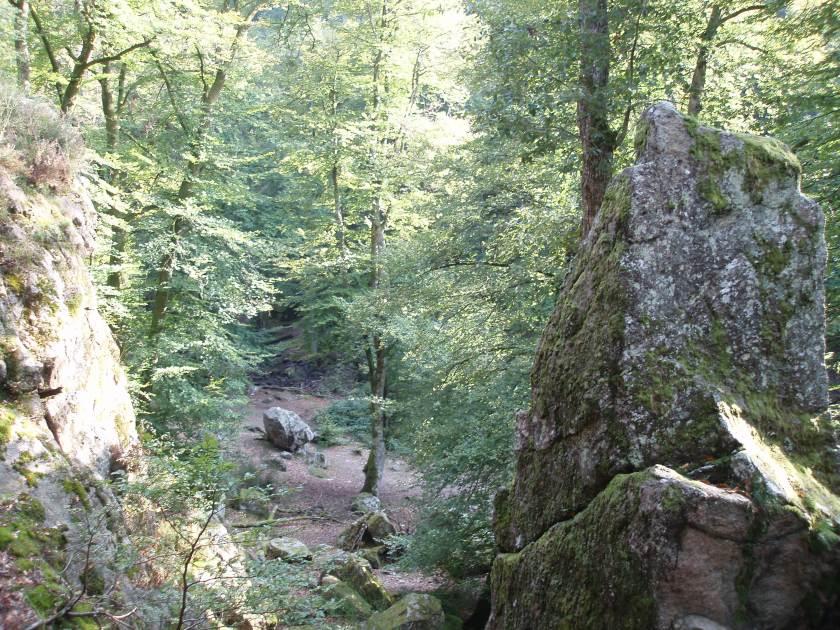 le rocher de Sisyphe