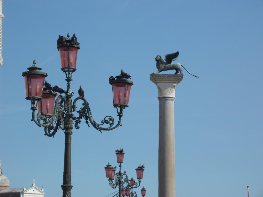 Place St Marc - Venise
