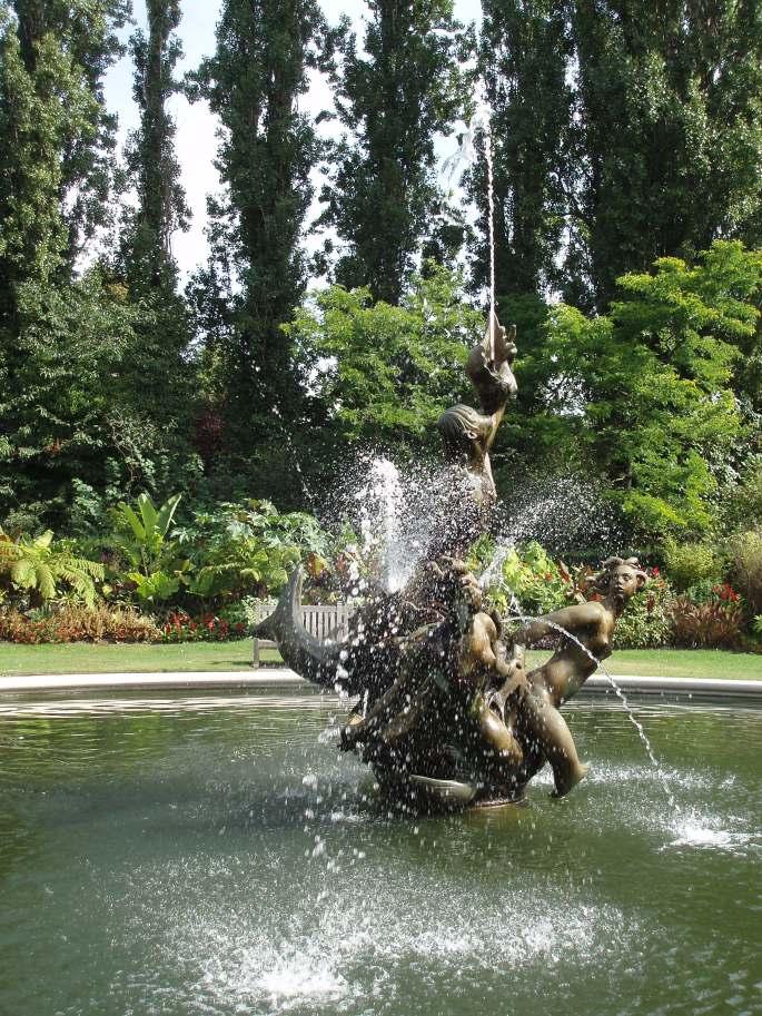 Regent's park - Londres