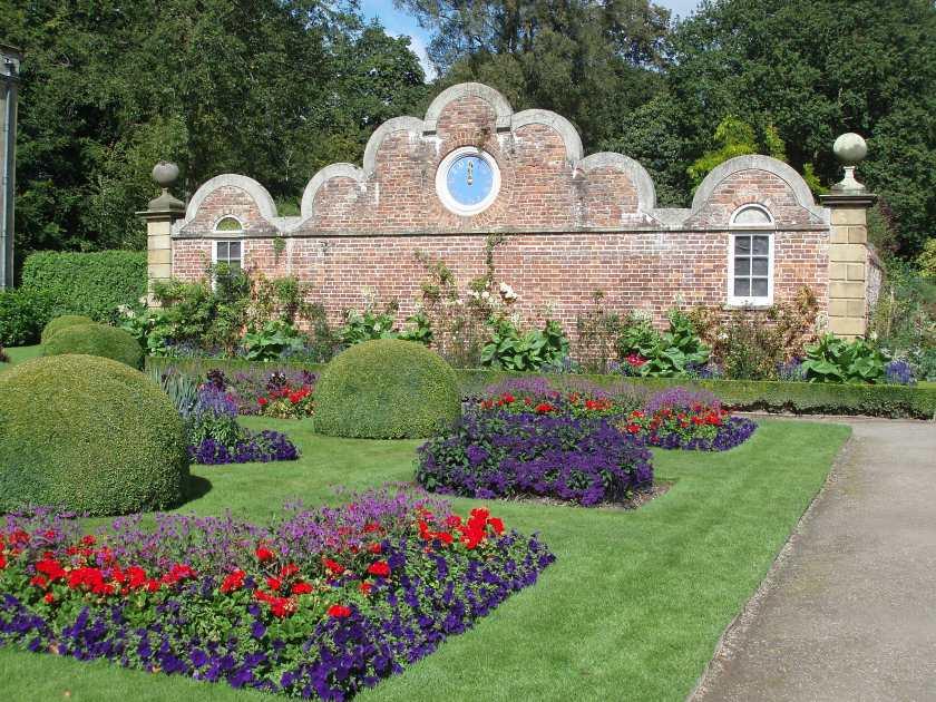 parc du château d'Erddig - Pays de Galles